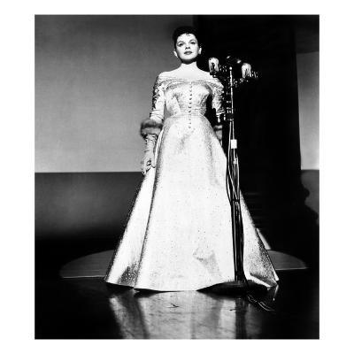 A Star is Born, Judy Garland, in a Gown by Jean Louis, 1954