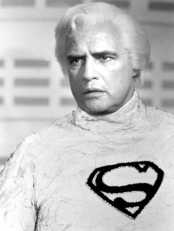 Superman, Marlon Brando, 1978