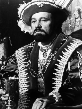 Anne of the Thousand Days, Richard Burton as King Henry VIII, 1969