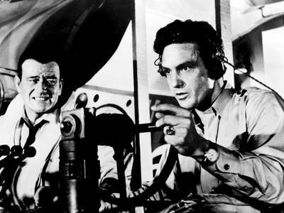 The High and the Mighty, John Wayne, Robert Stack, 1954