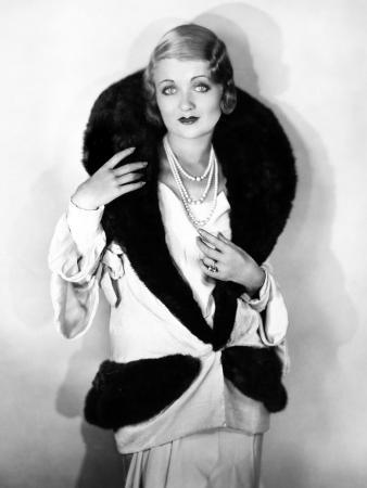 Constance Bennett, ca. 1929.