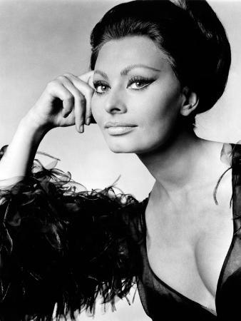 Arabesque, Sophia Loren, 1966