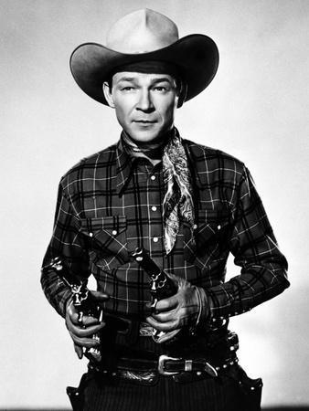 Roy Rogers, ca. 1940s