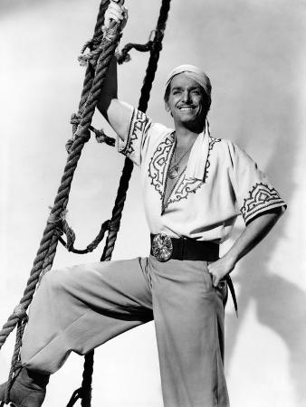 Sinbad the Sailor, Douglas Fairbanks, Jr., 1947