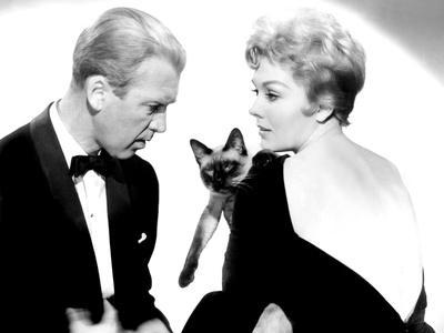 Bell, Book, and Candle, James Stewart, Kim Novak, 1958