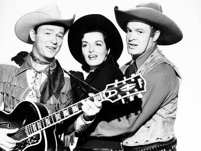 Son of Paleface, Roy Rogers, Jane Russell, Bob Hope, 1952