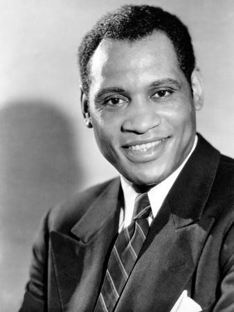 Paul Robeson, ca. 1930s