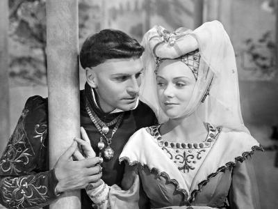 Henry V, Laurence Olivier, Renne Asherson, 1944