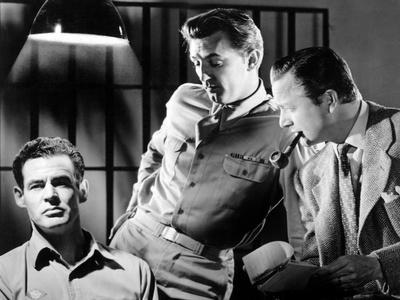 Crossfire, Robert Ryan, Robert Mitchum, Robert Young, 1947