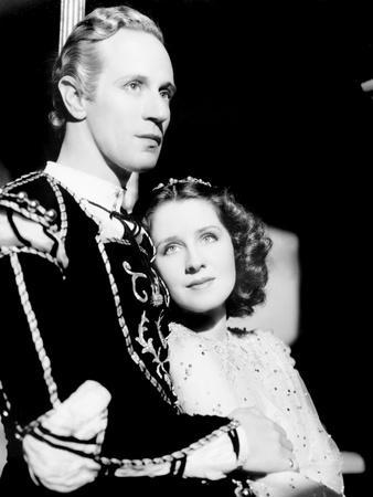 Romeo and Juliet, Leslie Howard, Norma Shearer, 1936