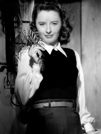 Barbara Stanwyck, Warner Brothers, February 25, 1947