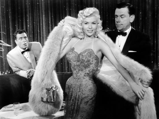 The Girl Can't Help It, Jayne Mansfield, Tom Ewell, 1956' Photo |  AllPosters.com