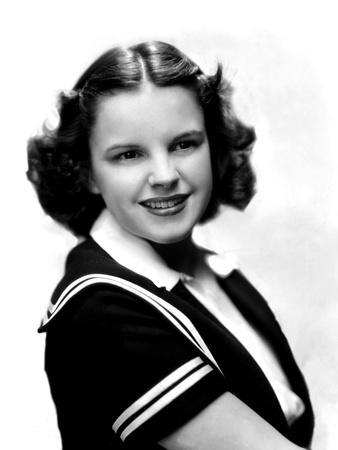 Judy Garland, Portrait