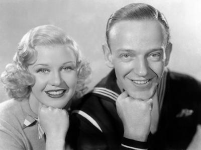 Follow The Fleet, Ginger Rogers, Fred Astaire, 1936
