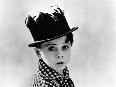 Mickey Rooney as His Comedy Shorts Character 'Mickey McGuire,' ca. Late 1920s