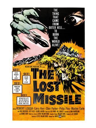 The Lost Missle, 1958
