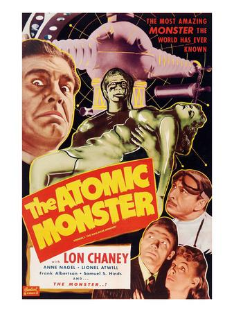 Man Made Monster, (AKA the Atomic Monster, the 1953 Re-Issue Title), 1941