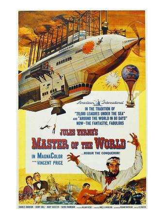 Master of the World, 1961