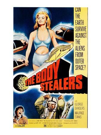 The Body Stealers, 1969