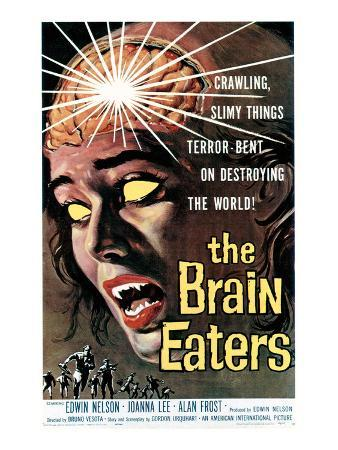 The Brain Eaters, 1958