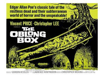 The Oblong Box, 1969
