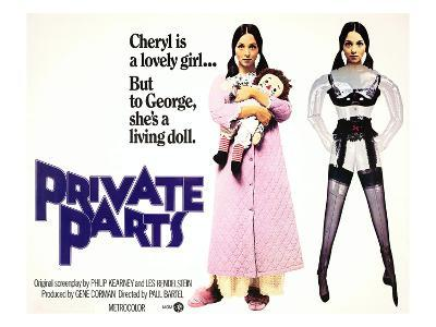 Private Parts, Left And Right: Ayn Ruymen, 1972
