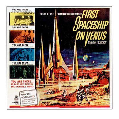 First Spaceship On Venus (AKA Der Schweigende Stern), 1962