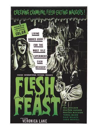 Flesh Feast, 1970