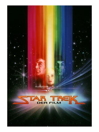 Star Trek: the Motion Picture, From Left: William Shatner, Persis Khambattam, Leonard Nimoy, 1979