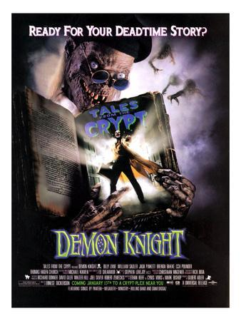Tales From the Crypt Presents: Demon Knight, The Cryptkeeper, 1995
