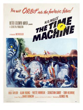 The Time Machine, 1960