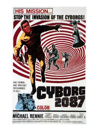 Cyborg 2087, Michael Rennie, 1966