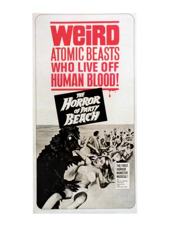 The Horror of Party Beach, 1964