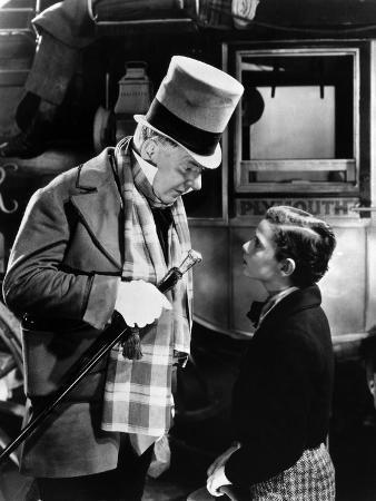 David Copperfield, W. C. Fields, Freddie Bartholomew, 1935
