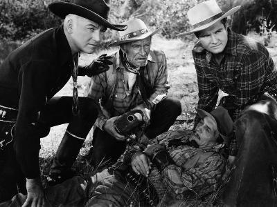 Bar 20, William Boyd, Andy Clyde, George Reeves, 1943