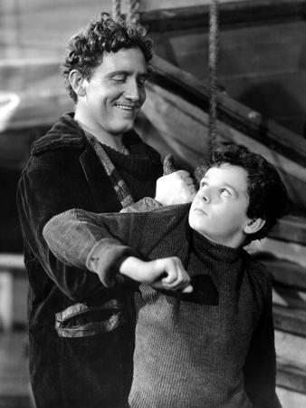 Captains Courageous, Spencer Tracy, Freddie Bartholomew, 1937