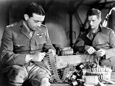 The Dawn Patrol, Richard Barthelmess, Douglas Fairbanks, Jr., 1930