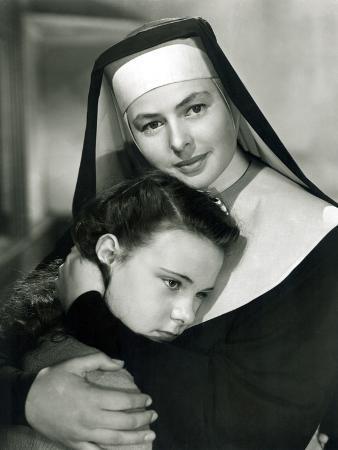 The Bells Of St. Mary'S, Ingrid Bergman, Joan Carroll, 1945