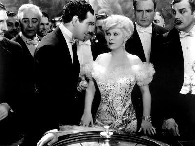 Belle Of The Nineties, Johnny Mack Brown, Mae West, 1934