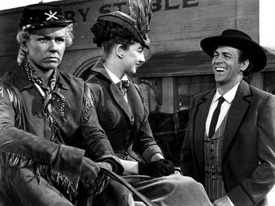 Calamity Jane, Doris Day, Allyn Ann McLerie, Howard Keel, 1953