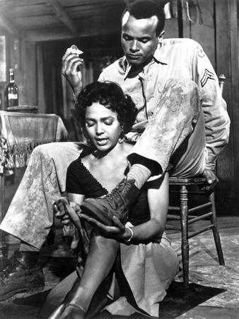 Carmen Jones, Dorothy Dandridge, Harry Belafonte, 1954