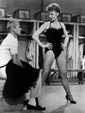 Damn Yankees, Tab Hunter, Gwen Verdon, 1958