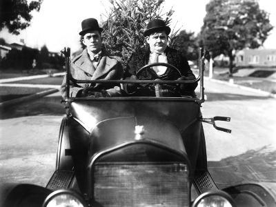 Big Business, Stan Laurel, Oliver Hardy, 1929