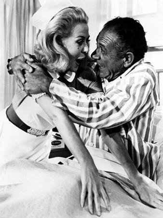 Carry On Doctor, Valerie Van Ost, Sid James, 1967