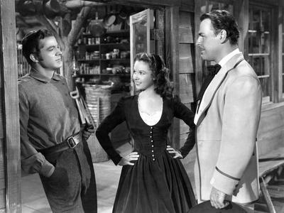 Canyon Passage, Dana Andrews, Susan Hayward, Brian Donlevy, 1946
