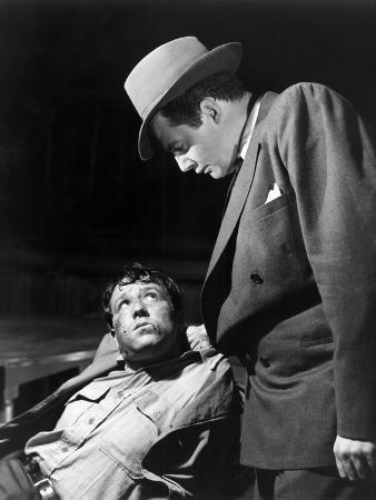 Desperate, Steve Brodie, Raymond Burr, 1947