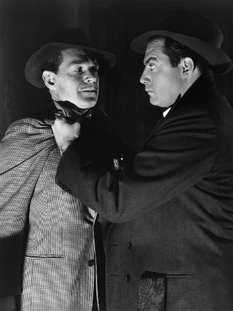 Desperate, Douglas Fowley, Raymond Burr, 1947
