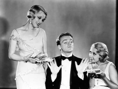 Blonde Crazy, Noel Francis, James Cagney, Joan Blondell, 1931