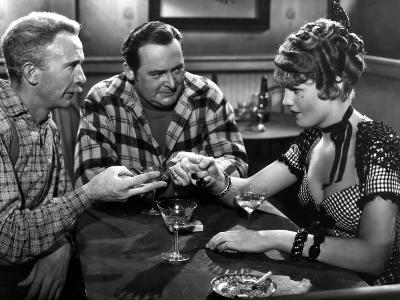 Come And Get It, Walter Brennan, Edward Arnold, Frances Farmer, 1936