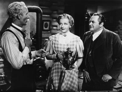 Come And Get It, Walter Brennan, Frances Farmer, Edward Arnold, 1936